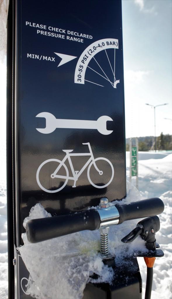 Savarankiška dviračių taisykla